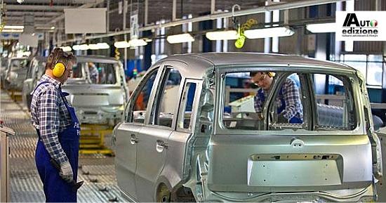 Fiat fabriek