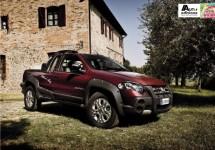 Nieuwe Fiat Strada ook als speciale Lumberjack uitvoering