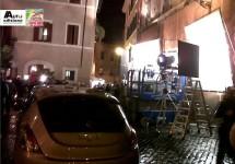 Lancia maakt nieuwe promo in Rome in 'Dolce Vita' filmstijl