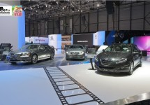 Lancia op de autosalon van Genève 2012