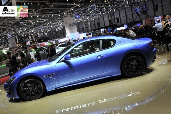 Maserati geneve