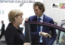 Merkel nodigt Fiat opnieuw uit om te komen ondernemen in Duitsland