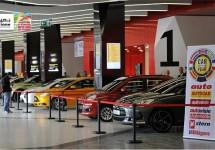 Nieuwe Fiat Panda eerste in Nederland tijdens Auto van het jaar Verkiezing 2012