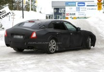 Scoop: Nieuwe Maserati Quattroporte met eigen jasje onder camouflage