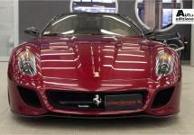 Romeo Ferraris maakt Ferrari 599 GTO nog extremer