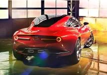 Geen onthulling van de Disco Volante 2012, maar wel nieuwe foto's