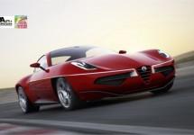 Touring Superleggera Disco Volante 2012 morgen om 14 uur live vanuit Genève