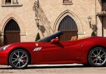 Mondiale persintroductie Ferrari California 2012