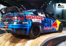 Compact Wide platform van Fiat ideaal voor WRC Rally