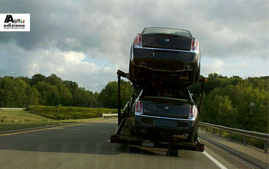 Lancia Thema transport