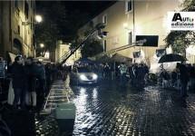 Lancia ook hoofdrolspeler in een korte Film