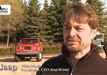 Jeep CEO Mike Manley mysterieus over achterwielaangedreven D-Evo