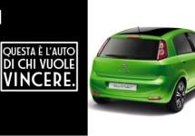 Fiat lanceert de Punto TwinAir in Nederland en Italië
