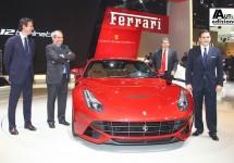 Ferrari presenteert nieuw elektrische HY-KERS techniek