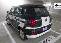 Fiat 500L voor het eerst gespot in Amerika