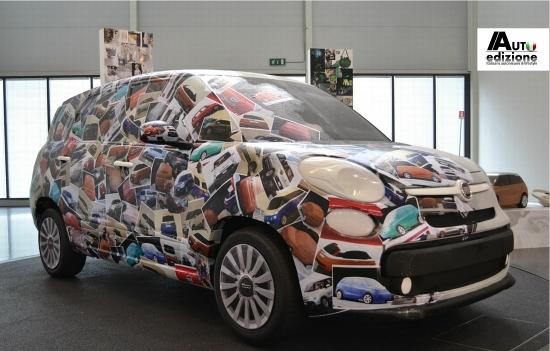 Fiat 500xl In Eerste Instantie Voor De Amerikaanse Markt