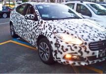 Fiat Viaggio nu al gesignaleerd op Europese bodem!