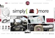 Fiat geprezen om communicatie via internet