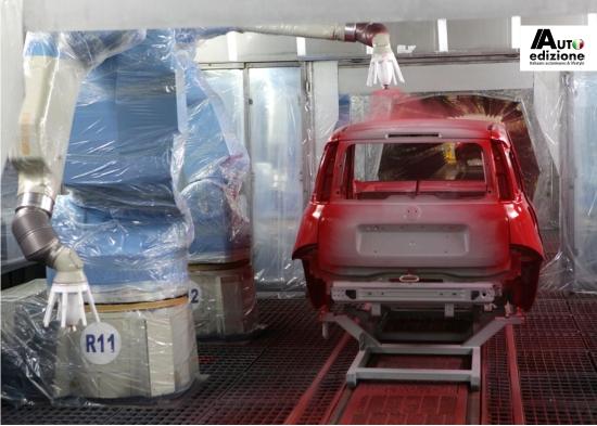Fiat Brengt Lak Aan Volgens Milieuvriendelijke Apex Techniek Auto