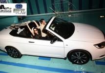 Lancia presenteert nieuwe Flavia Cabrio in windtunnel