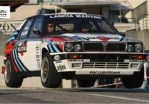 Lancia toch met aanloop naar Rally deelname bezig?