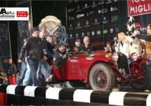 Alfa Romeo domineert weer ouderwets in Mille Miglia 2012