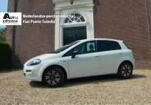 Fiat Punto TwinAir zo fris als een hoentje!