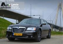 Rij-impressie Lancia Thema 3.6 V6: Imponerende reisgenoot