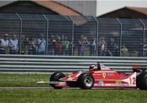 Gilles Villeneuve herdacht op Fiorano