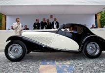 Alfa Romeo opnieuw de mooiste tijdens Concorso d'Eleganza di Villa d'Este