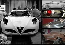 Productiefase Alfa Romeo 4C begint in Zuid Italië