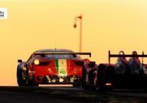24 uur van Le Mans kleurt Ferrari-rood