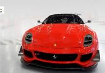 Ferrari veiling voor slachtoffers aardbeving levert ruim 1,8 miljoen op