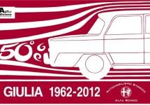 50 jaar Alfa Romeo Giulia werd gisteren gevierd op Balocco