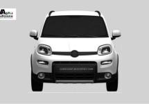 Blauwdruk van de Fiat Panda 4×4 uitgelekt