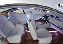 Pininfarina Cambiano heeft mooiste interieur van 2012