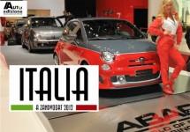 Nieuwe Abarth's te zien tijdens Italia a Zandvoort 2012
