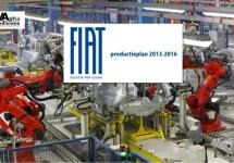 Fiat geeft inzage in productieplan tot 2016