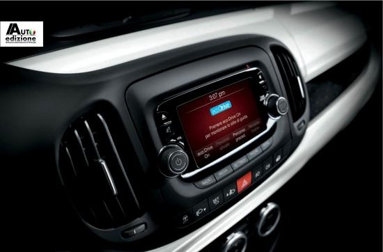 500L audio Fiat 500L voorzien van goede Beats by Dr. Dre