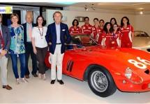 Bezoek eens het Ferrari museum in Maranello