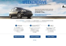 Plan een stijlvol weekend met de Lancia Voyager