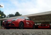 Alfa Romeo goed vertegenwoordigd op Goodwood 2012