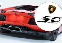 Lamborghini viert volgend jaar 50 jarig bestaan