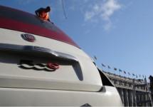 Fiat 500 nog altijd groot succes in Groot Brittannië