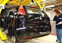 Fiat's toekomstige Europese productieschema ernstig onder druk