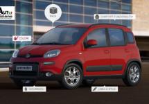 Fiat Panda Trekking al online samen te stellen