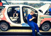 Fiat Poland in Tychy een week dicht