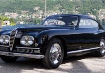 Alfa Romeo 6C 2500 SS Coupé Pininfarina opnieuw mooiste auto