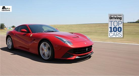 Ferraris Blijven Internationale Prijzen In De Wacht Slepen
