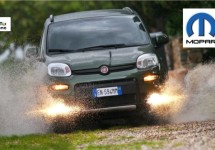 Fiat Panda 4×4 startsein voor Europese Mopar service en accessoires